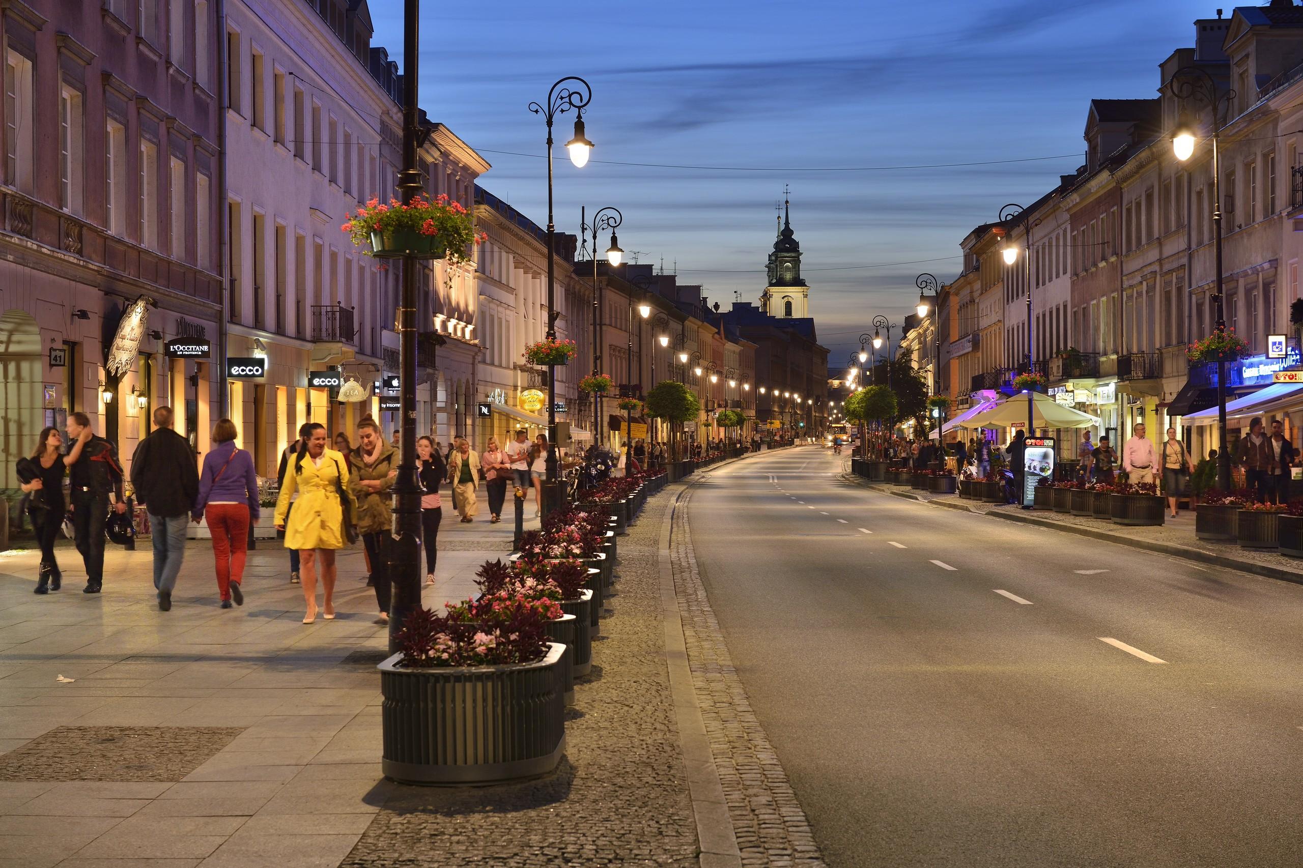 Polonya'da Yaşamak